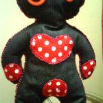 Conjuros de muñeca vudú