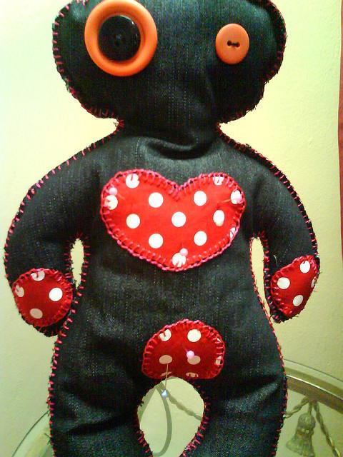 Conjuros de muñeca vudú gratis
